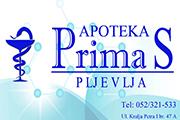 Apoteka Prima S Pljevlja